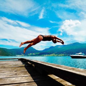 8-Week Open Water Swimming Mile Training Plan