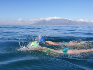 Starting Your Robben Island Swim Training
