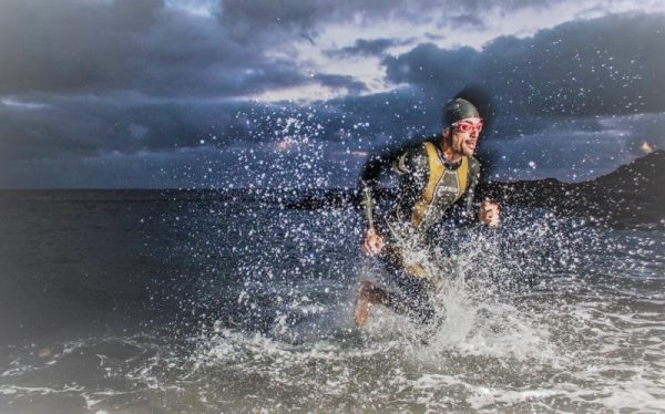 Open water swimming robben island training plan