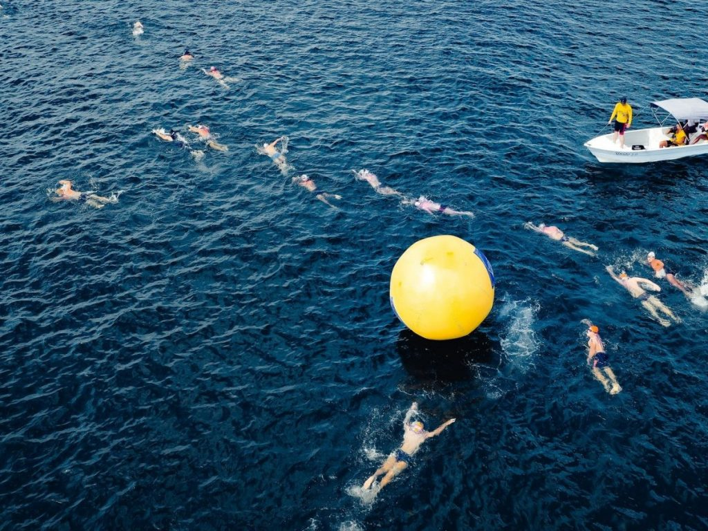 Open Water Swimming Rules